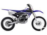 Brand New 2015 Yamaha YZ250FXThe high flying, high