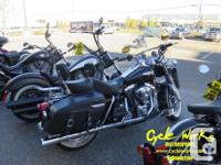 2002 Harley Davidson Road King ClassicComes with pipes,