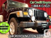 2002 Jeep TJ SE - An SPORT UTILITY VEHICLE experience