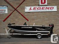 2008 Legend fifteen Angler Side Console with 2001