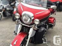 2009 Yamaha Royal Star Venture Canada's best touring