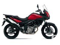 2015 Suzuki DL 650The spirit of adventure beckons you