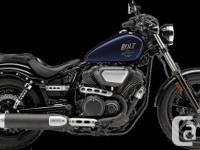 2016 YAMAHA BOLT 950A trend is emerging in the