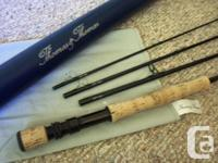 8 WT Single Hand Fly Fishing Combo for $400 OBO Rod :