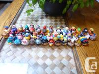 Disney Tsum Tsum figures, Collect, Stack, and creates