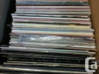 "Selling remaining collection of LP""s from 70's & 80's"