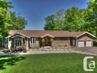 Stunning Customized Constructed Bungalow On A Gorgeous