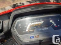 Make Honda kms 5500 Vintage Honda Aero 80cc Over all