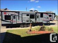 2014 Heartland Cyclone 4000 For Sale In Grand Prairie,