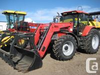 MTX135 2011 McCormick MTX135, Utility Tractors, 16spd