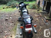 Make BMW Year 1981 kms 45000 Rock solid bike. Just goes