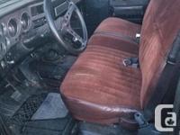 Make Chevrolet Model 1500 Year 1981 Colour Black kms