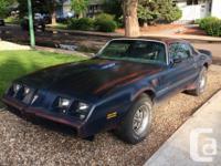 Make Pontiac Model Firebird Trans Am Year 1981 Colour