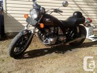 Make Honda Year 1981 1981 Honda Cb 900 Custom. Well