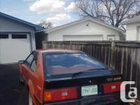 Make Toyota Model Supra Year 1982 Colour Orange kms