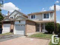 Overview Bright And Spacious Detached Home With Lots Of