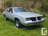 Make Oldsmobile Model Cutlass Year 1982 Need it gone
