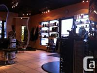 You Want to Be Your Own Boss! Hair Salon for Rent Award