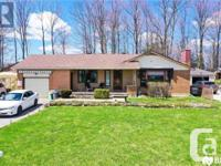 Overview This Immaculately Kept Ranch Bungalow Offers