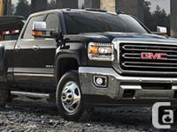 Description: The all new full size Sierra HD can pull