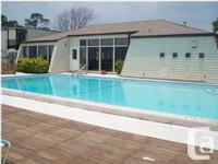 Complex located on water- boat dock -pool over looking