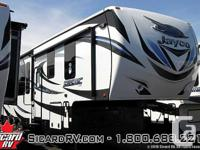 Description: The 2015 Seismic 3902, by Jayco, has space