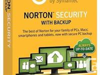 Norton Security 2.0 10-Devices w/25 GB Backup BIL Rest