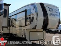 Description: The 2016 North Point 341RLTS, by Jayco,