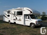 2013 Jayco Greyhawk 31FS C-Class Motor Home which is