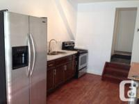 $850 per month utilities inclusive  Modern newly