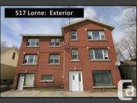 Amazing Space! What a great 2 br. apartment. Avail.