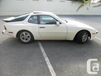 Make Porsche Model 944 Year 1986 Colour white kms