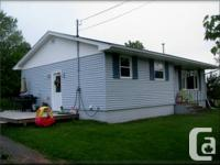 3 bedroom bungalow in scenic fishing community with