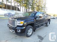 Description: The 2016 Sierra Denali pickup truck set a