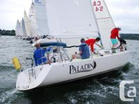 Paladin is a 2nd owner boat that has been pre-owned