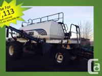 6450 2011 Bourgault 6450, Air Drills and Seeders,