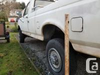 Make Ford Model F-350 Year 1988 Colour white kms