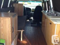 Book your Summer RV Camper Van vacation now to