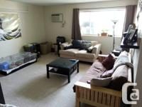 Substantial 1 room in Southdale available September 15.