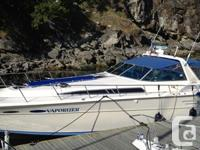 Here is a quality built 46' Sea Ray Express Cruiser.