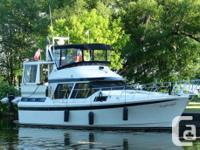 Nautique 38ft Motor Yacht ( 1989) Builder: NUTECH Inc.