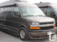 2015 Roadtrek 190 Popular B-Class Camper Van which is