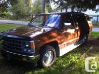 Looking for a great work truck?  Manual Barely over