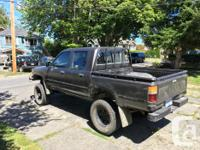 Make Toyota Model Hilux Year 1989 Colour Grey kms