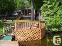 $895 FOR HOME RENTAL ON WEST END OF SHARBOT LAKE OFF