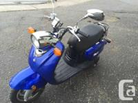 "Cheap ""as is"" 125cc Scooter! La Dolce Vita! All-day"