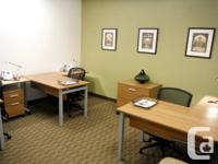 g function area with executive degree front desk