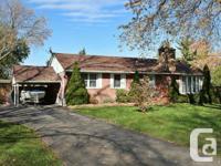 Opportunity knocks. Renovate or rebuild a custom home