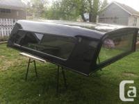Truck Canopy for long box pick up truck, I used it on a