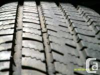 2x P 195/65r15 Goodyear Allegra M&S 90% tread left $90